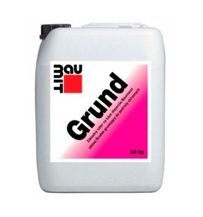 Грунтовка глубокопроникающая Baumit Grund, 10л