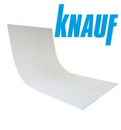 Гипсокартон КНАУФ арочный гибкий 6,5мм1200х3000мм,Knauf