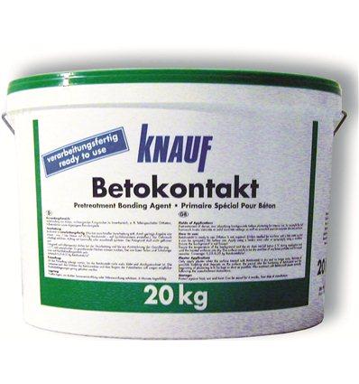 Грунтовка Кнауф грунт Бето-Контакт, 20 кг