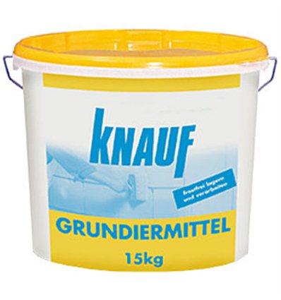 Грунтовка Кнауф Грундирмиттель, 15 кг
