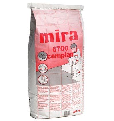 Мира 6700 самовыравнивающаяся смесь Mira 6700 (1-45мм), 25 кг