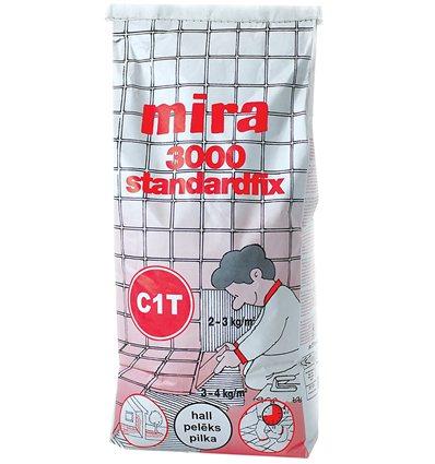 Клей для плитки Мира 3000 Mira 3000 Standardfix, 25кг