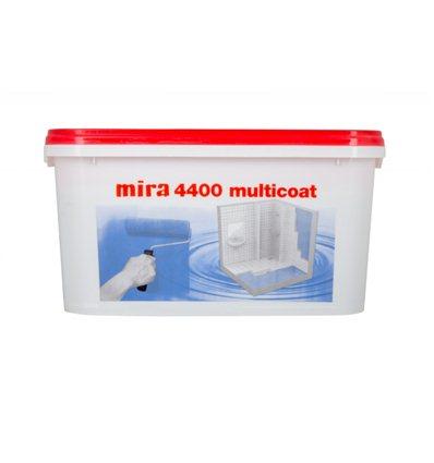 Гидроизоляция МИРА 4400 multicoat готовая неопреновая, 2кг