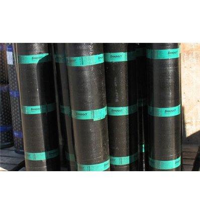 Бикрост ЭКП / 4,0 сланец серый, 10м2