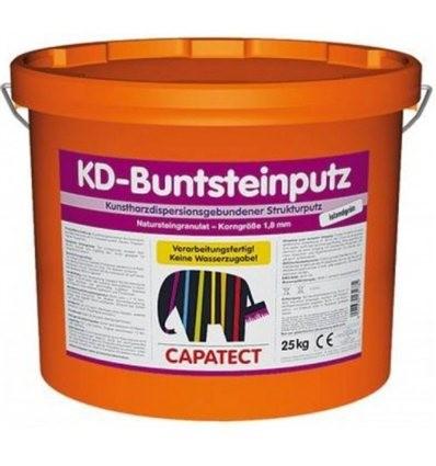 Штукатурка Buntsteinputz schiefergrau (Серо-Черный),25кг