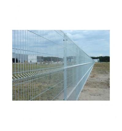 """Забор Заграда """"Эко Стандарт"""" секция оцинкованная яч. 50х200мм, 2 х 2,5м"""