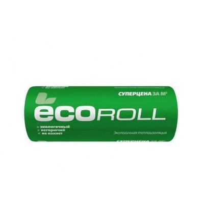 Экоролл вата ECOROLL Knauf Insulation TR 044 50ммх1220х8200, 20 м2