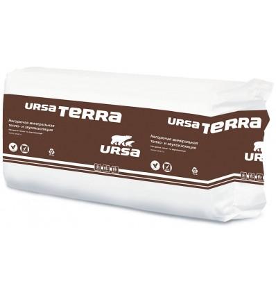Стекловата URSA TERRA 37 PN 50мм х 610х1250мм, (уп.-20плит-15,25м2)