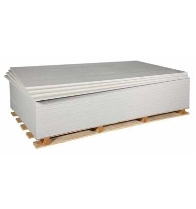 Гипсокартон РИГИПС потолочный 9,5 мм х 1200 х 2500 Rigips