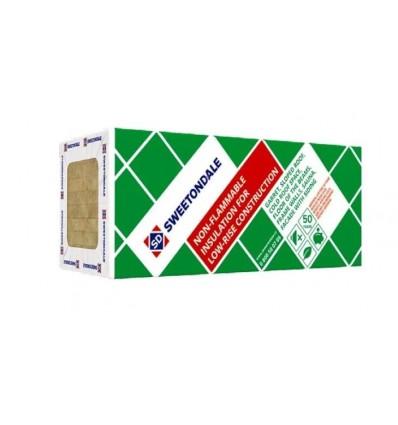 Базальтовая вата Роклайт 30кг/м3 50мм плита 1,2х0,6м Технониколь, упаковка 8,64м2