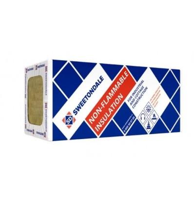 Базальтовая вата Технофас 145 кг/м3 100мм плита 1,2х0,6м Технониколь, упаковка 1,44 м2