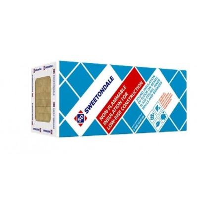 Базальтова вата Техноакустик 40кг/м2 50мм плита 1,2х0,6м Технониколь, упаковка 8,64м2