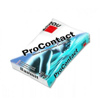 БАУМИТ клеевая шпаклевочная смесь Baumit ПроКонтакт, 25 кг