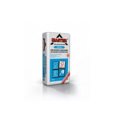 Мастер Инстал кладочная смесь для ячеистых блоков, 20 кг