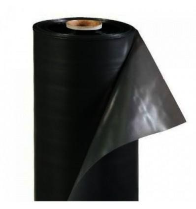 Пленка полиэтиленовая 100 мкм 1500 х 100м втор.рукав, 25 кг/м2