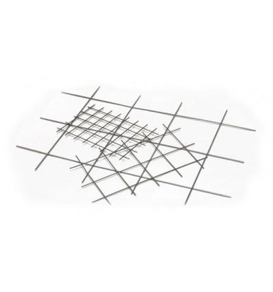 Сетка арматурная кладочная 100х100х4мм (1х2м)