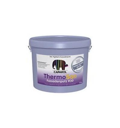 Штукатурка декоративная Thermosan NQG Fassadenputz K30 world Transparent. Размер зерна 3,0мм.