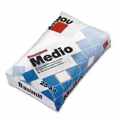 Клей для плитки, камня Баумит Медио, 25кг